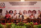 Diskusi soal Korupsi (Foto: Nur Terbit)