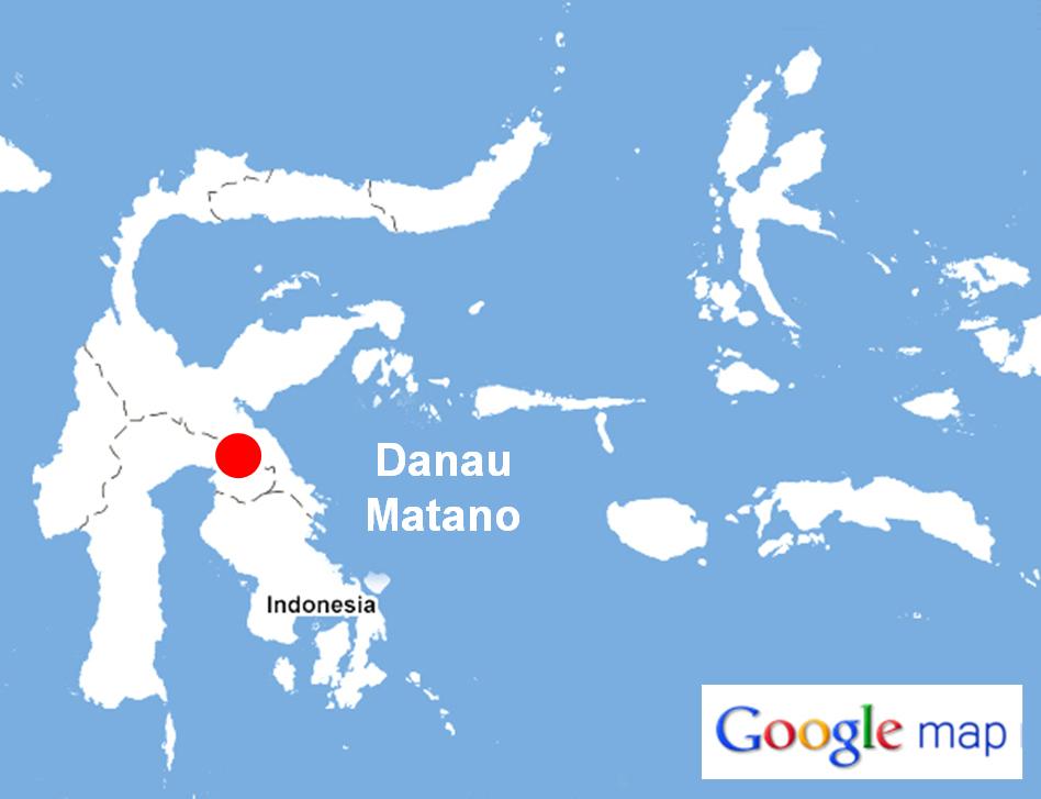 Peta lokasi  (ist)