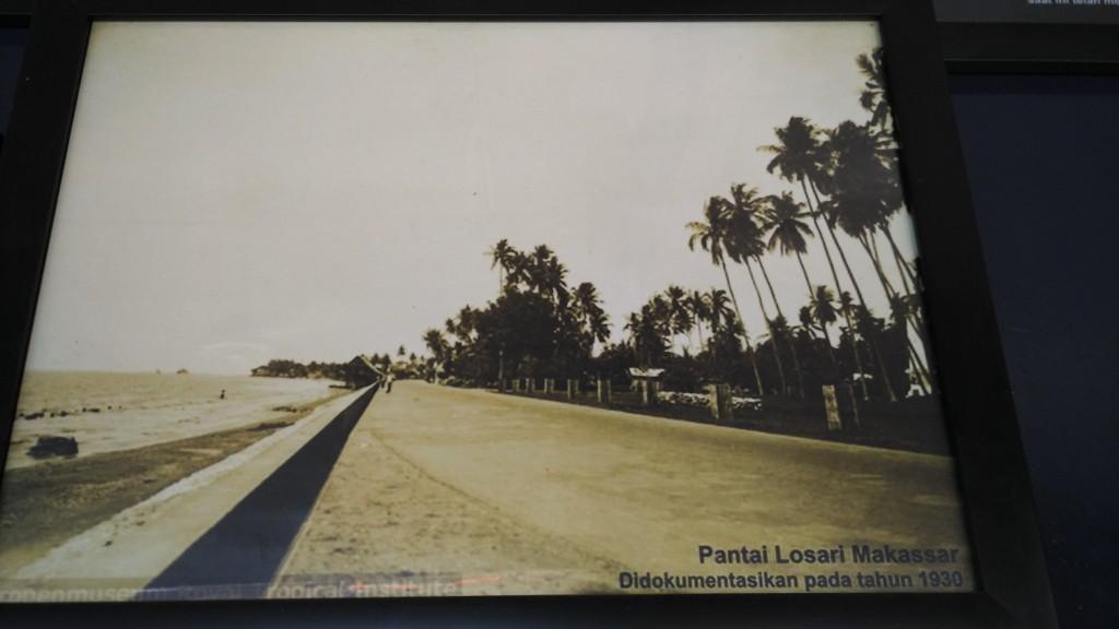 Pantai Losari tempo doeloe (koleksi pribadi)