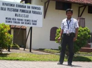 Benteng Ujung Pandang, Makassar (foto dok pribadi)