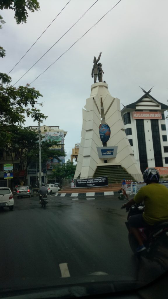 JL NUSANTARA MAKASSAR (foto Nur Terbit)