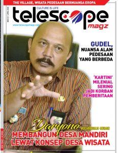 Kolom tempat menulis di media, rubrik khusus di majalah
