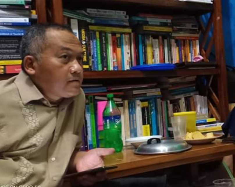 Syaifuddin Sayuti (dok pribadi)