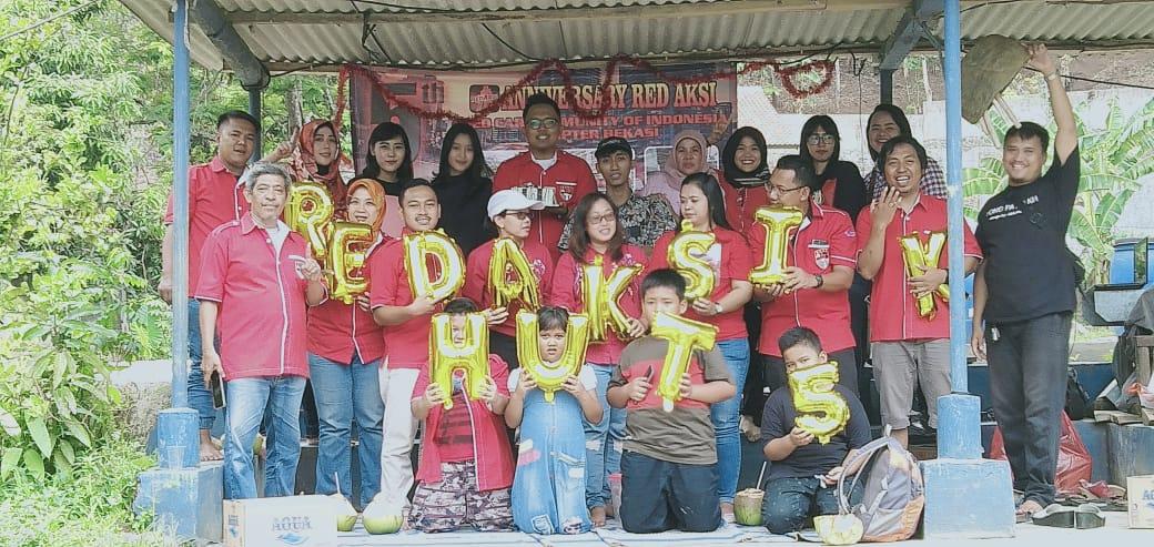 Kopdar sekaligus peringatan ultah REDAksi atau RCCI Chapter Bekasi di Cijambe, Subang, Jawa Barat (foto dok Nur Terbit)