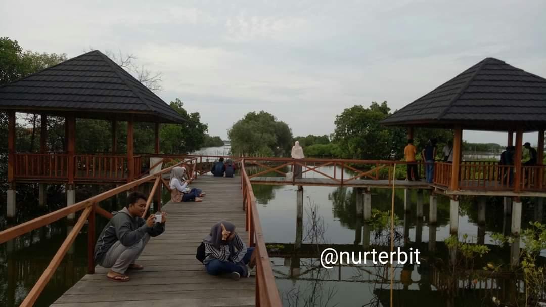 Sudut Jembatan Cinta (foto : Nur Terbit)